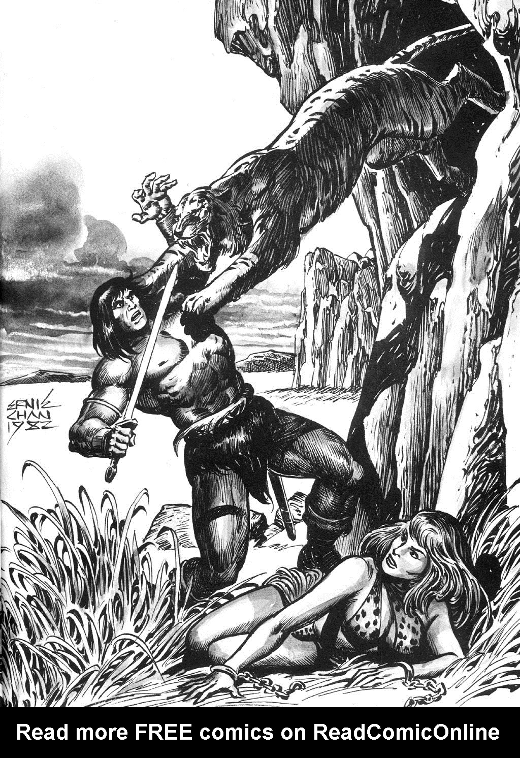 The Savage Sword Of Conan Issue #87 #88 - English 63