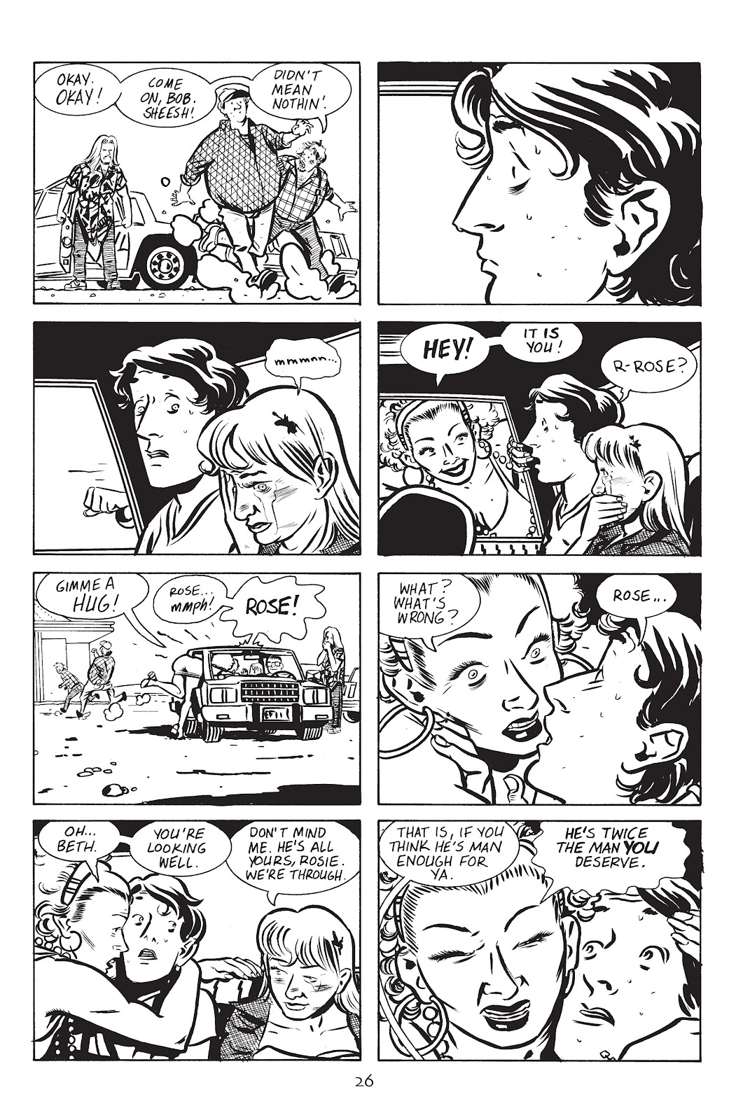 Stray Bullets Issue #14 #14 - English 28