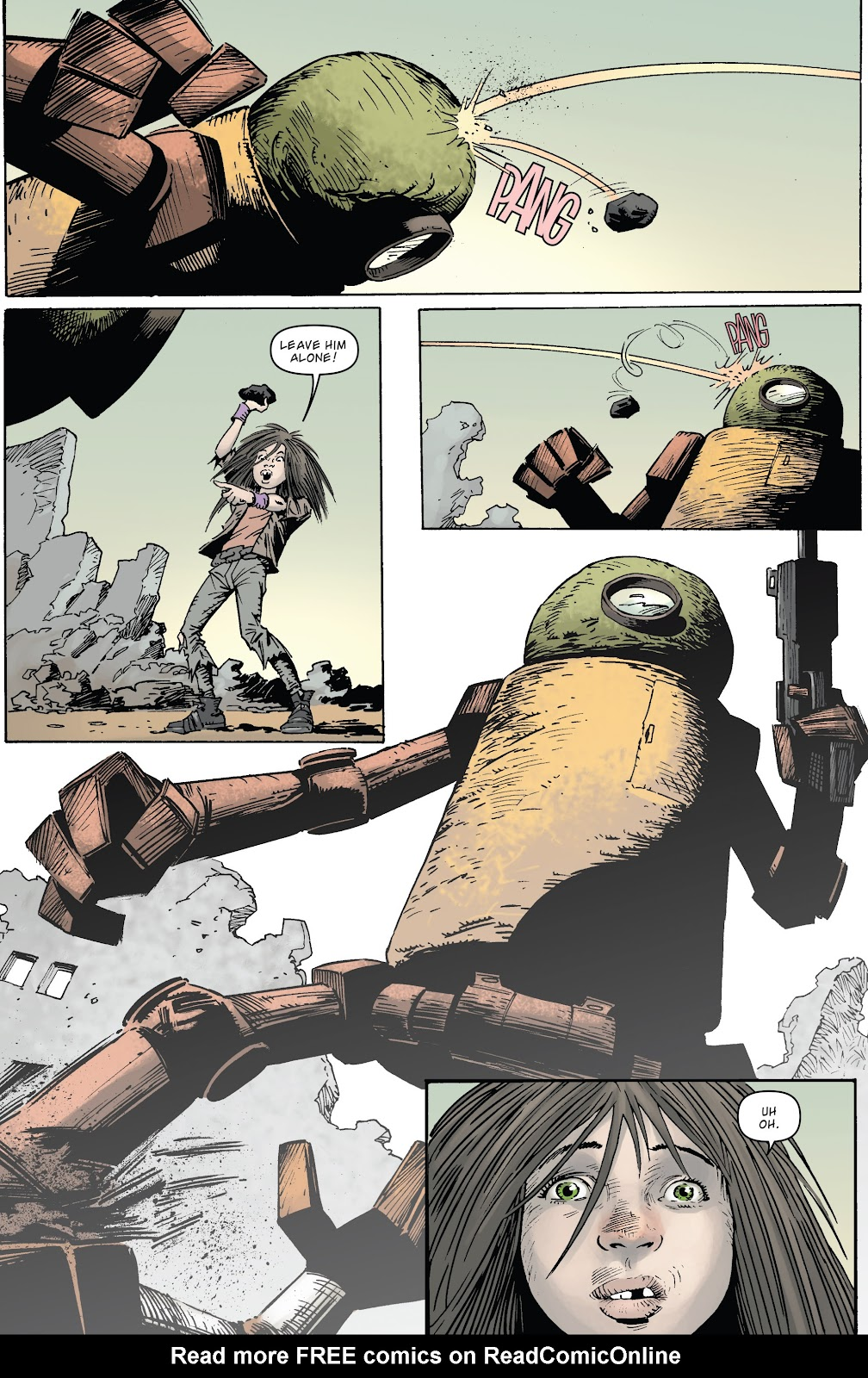 Zombies vs Robots (2015) Issue #6 Page 22