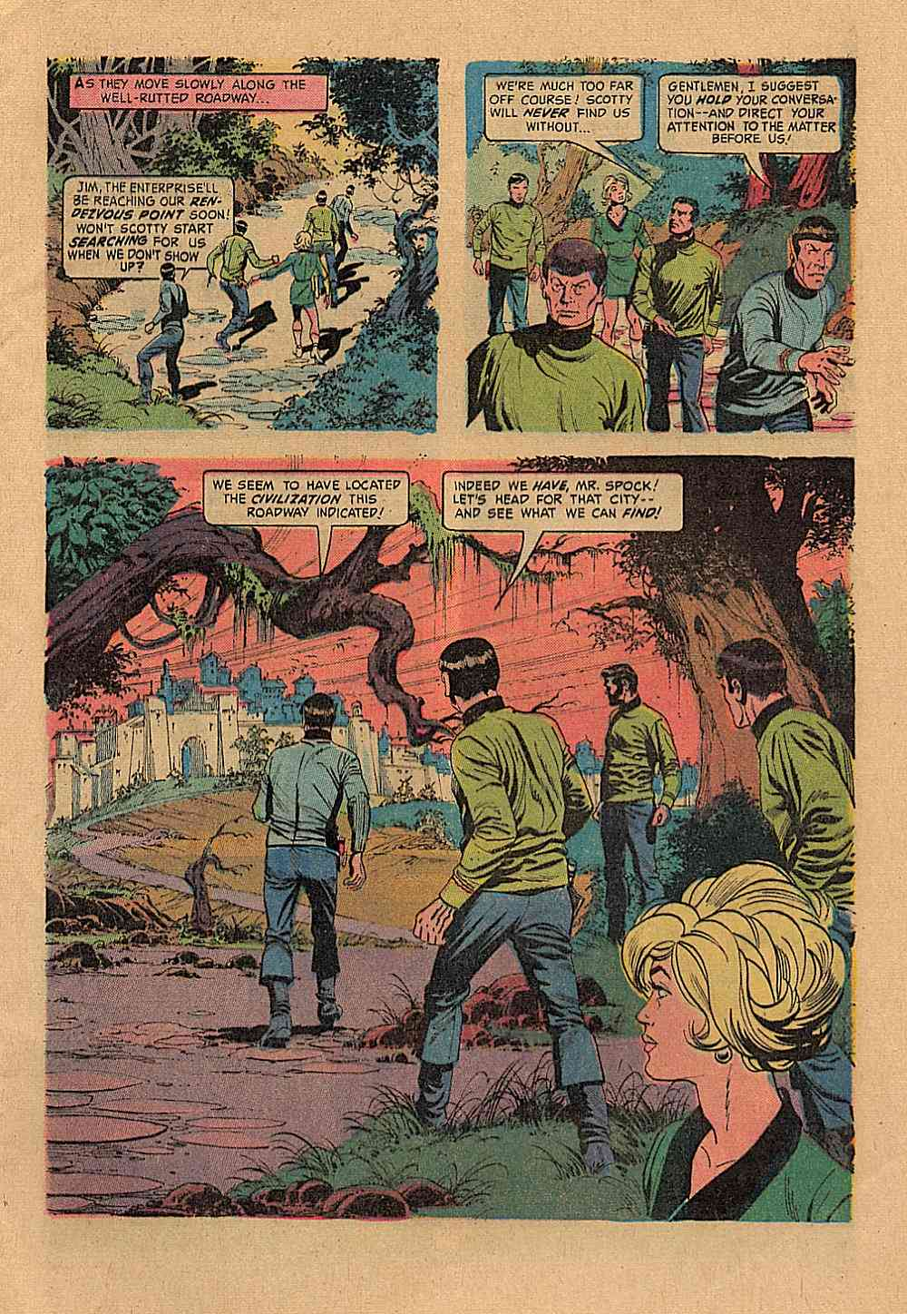 Star Trek (1967) Issue #16 #16 - English 7