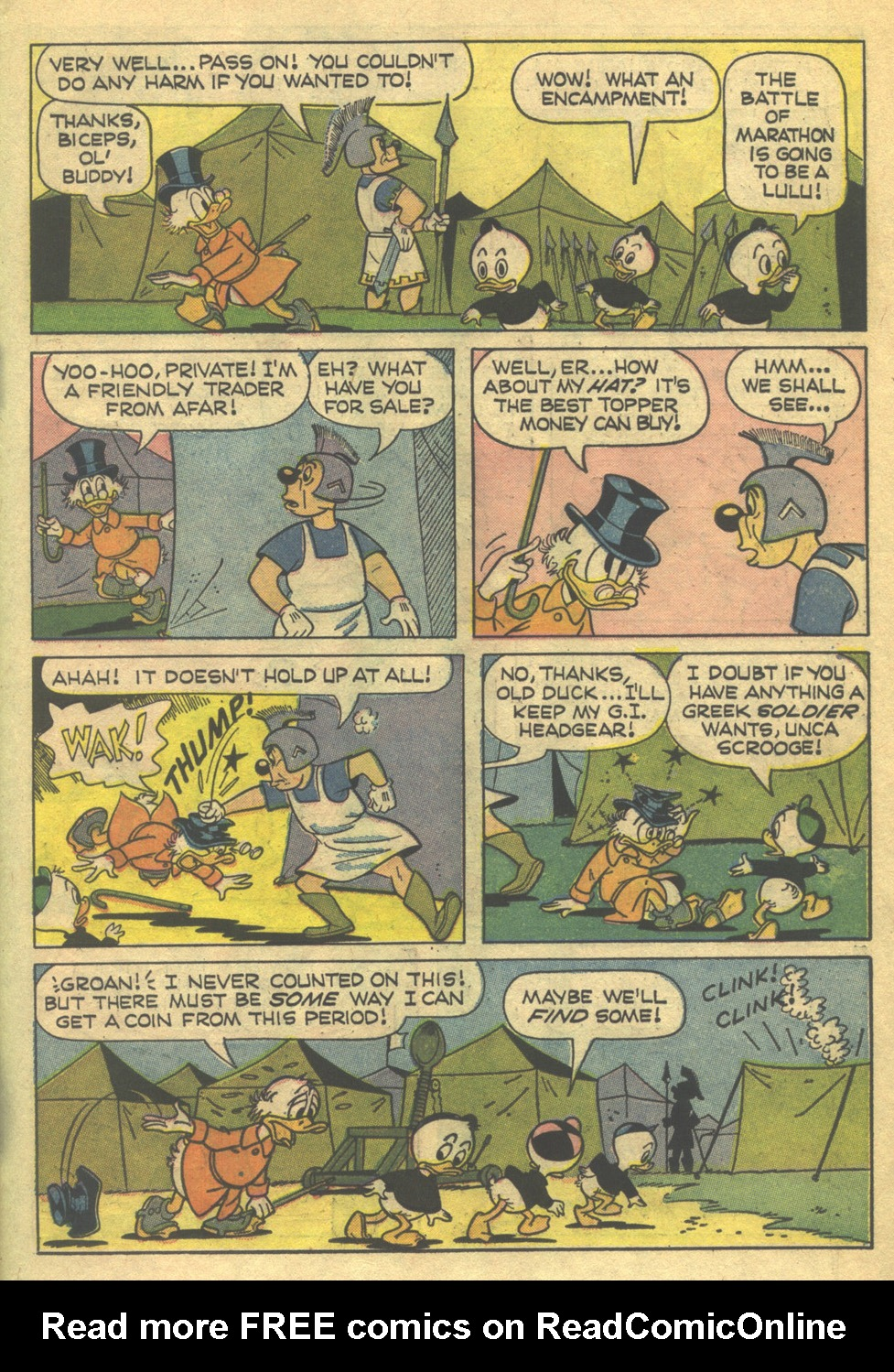 Uncle Scrooge (1953) Issue #75 #75 - English 11