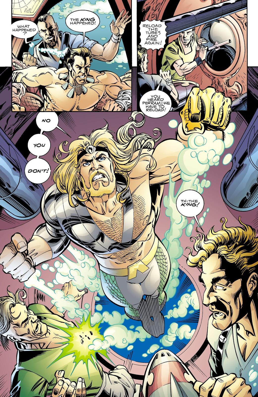 Aquaman (1994) Issue #70 #76 - English 18