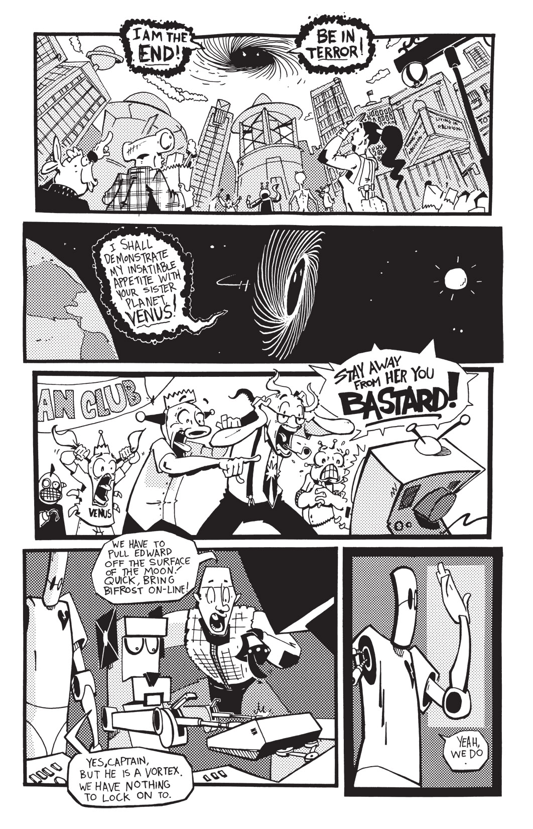 Read online Scud: The Disposable Assassin: The Whole Shebang comic -  Issue # TPB (Part 2) - 95