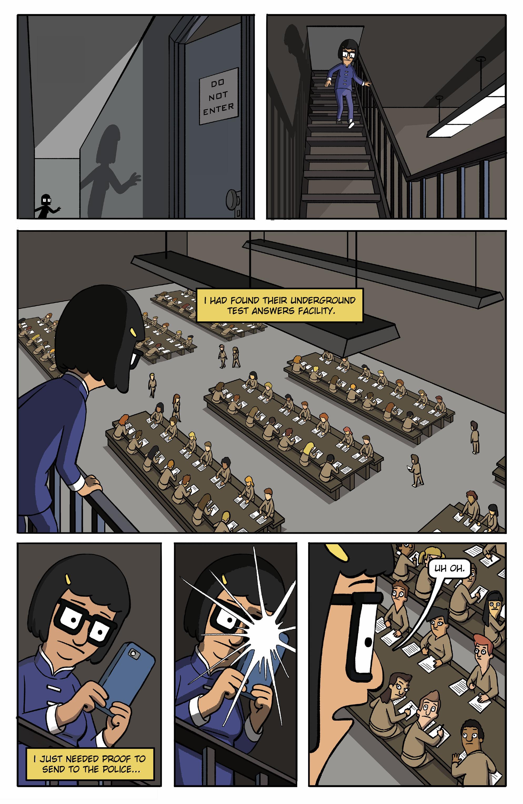 Read online Bob's Burgers (2015) comic -  Issue #13 - 12