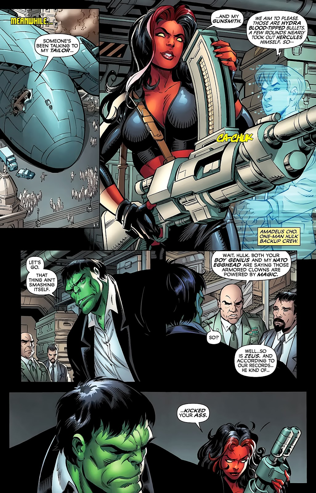 Incredible Hulks (2010) Issue #628 #18 - English 9
