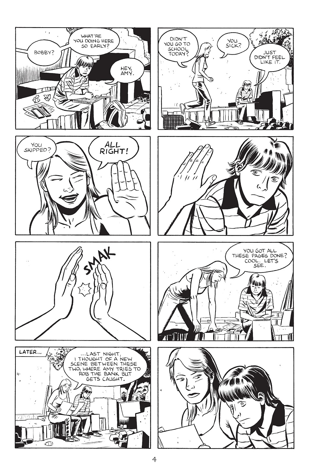 Stray Bullets Issue #30 #30 - English 6