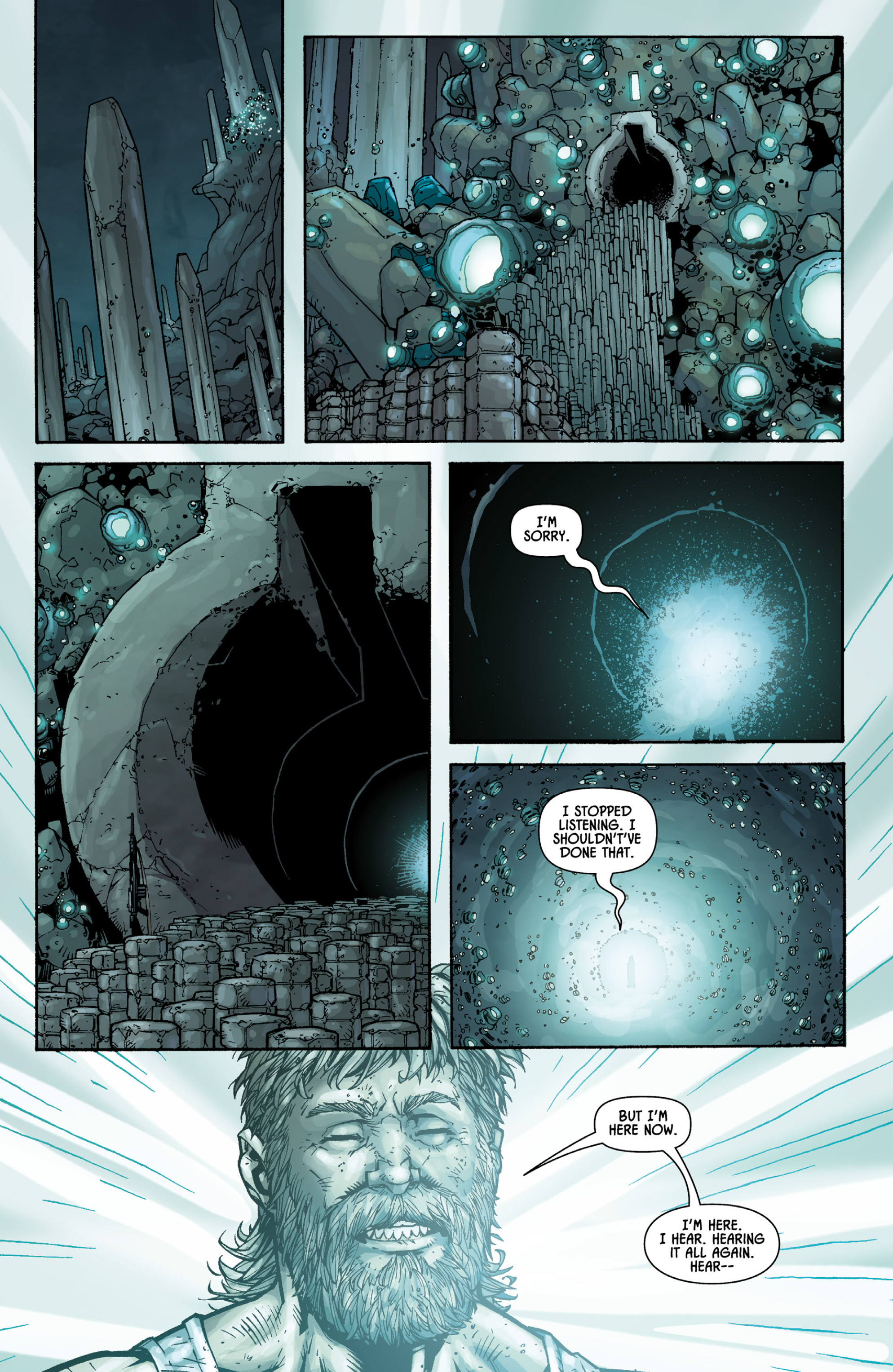 Aliens (2009) TPB Page 92