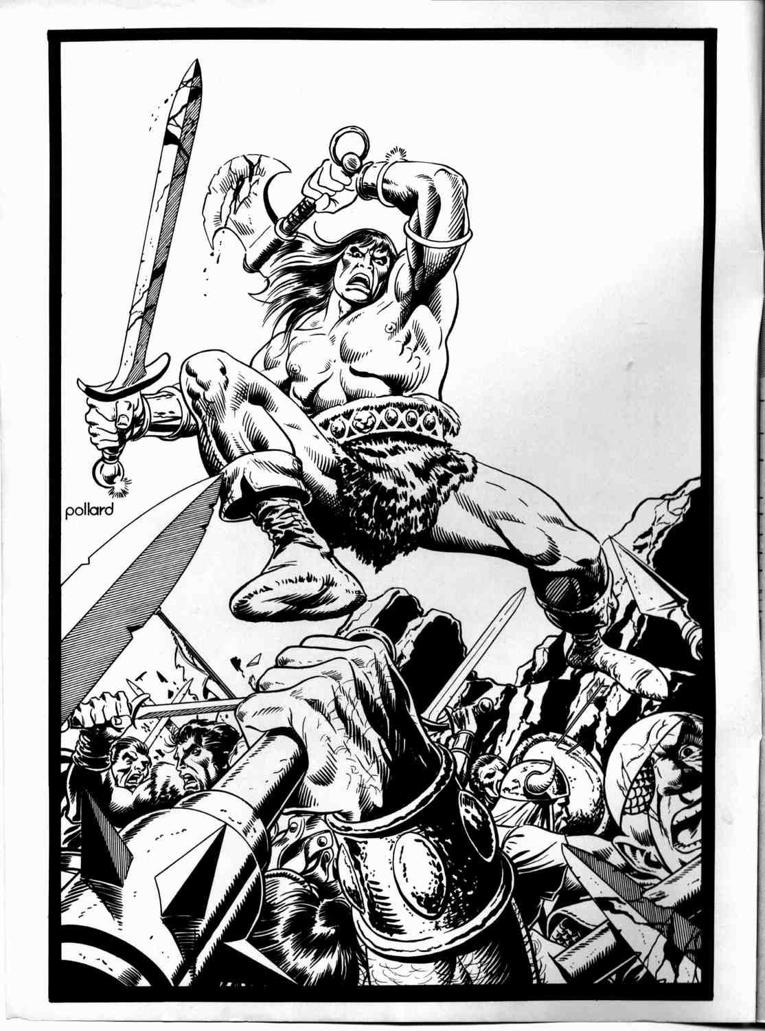 The Savage Sword Of Conan Issue #59 #60 - English 2