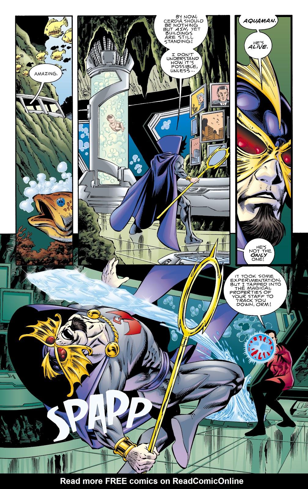 Aquaman (1994) Issue #68 #74 - English 11