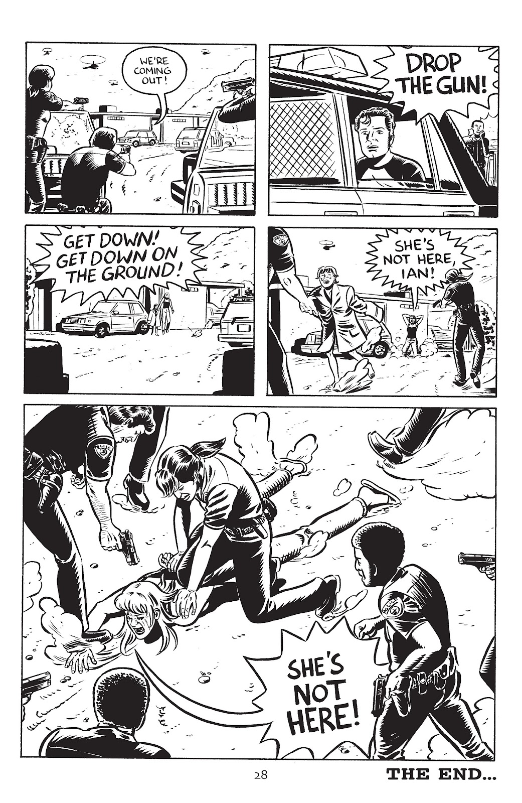 Stray Bullets Issue #27 #27 - English 30