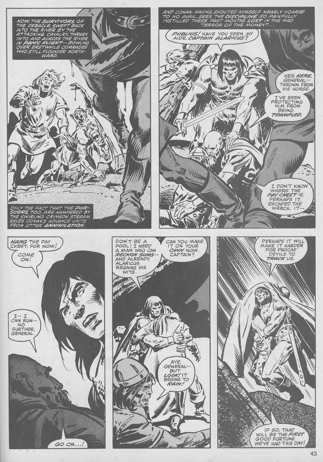 The Savage Sword Of Conan Issue #49 #50 - English 43