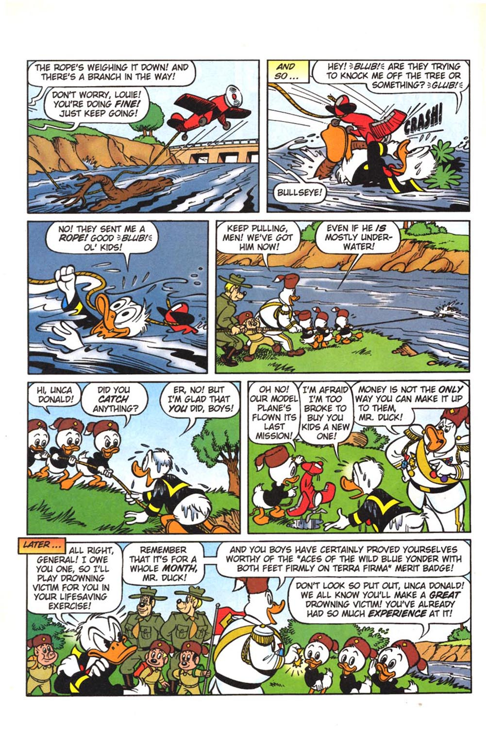 Uncle Scrooge (1953) Issue #307 #307 - English 29