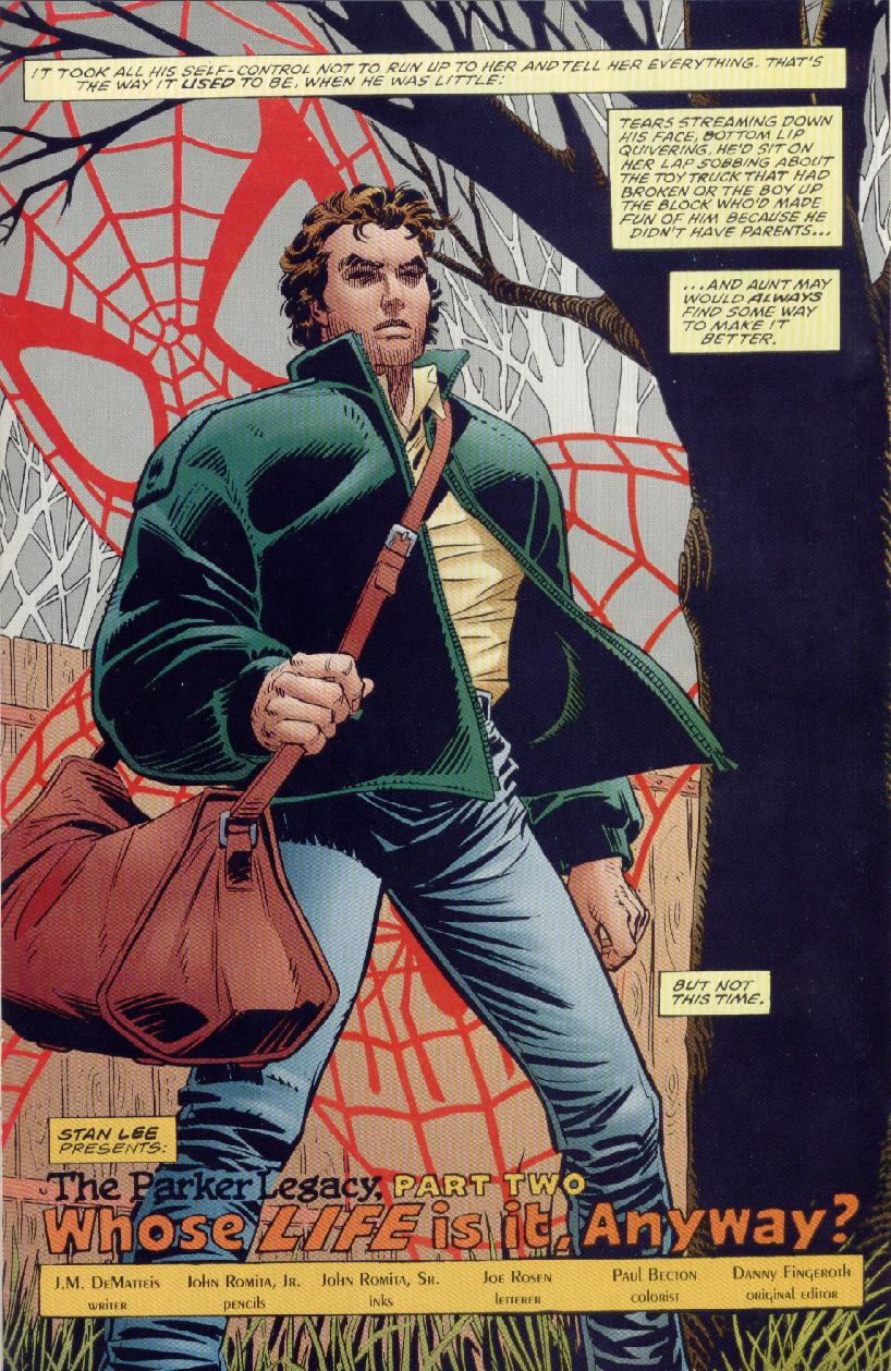 Read online Spider-Man: The Lost Years comic -  Issue #0 - 49