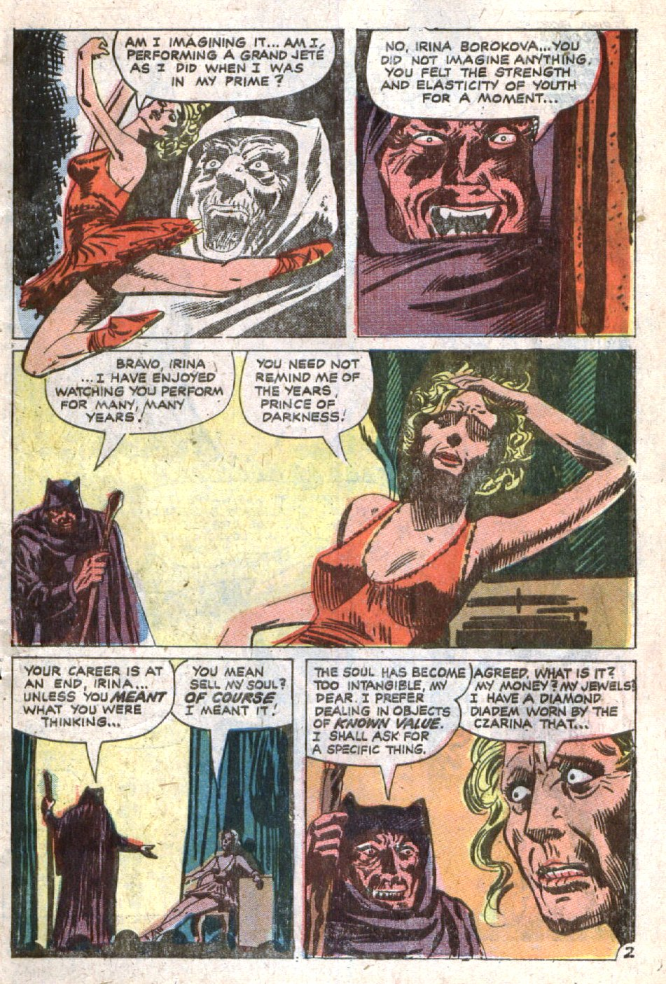 Read online Scary Tales comic -  Issue #4 - 11