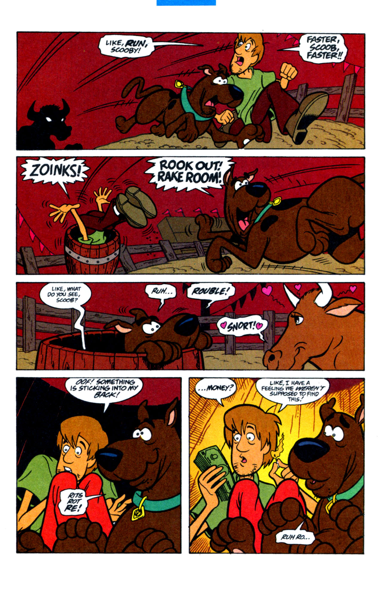 Read online Scooby-Doo (1997) comic -  Issue #15 - 19