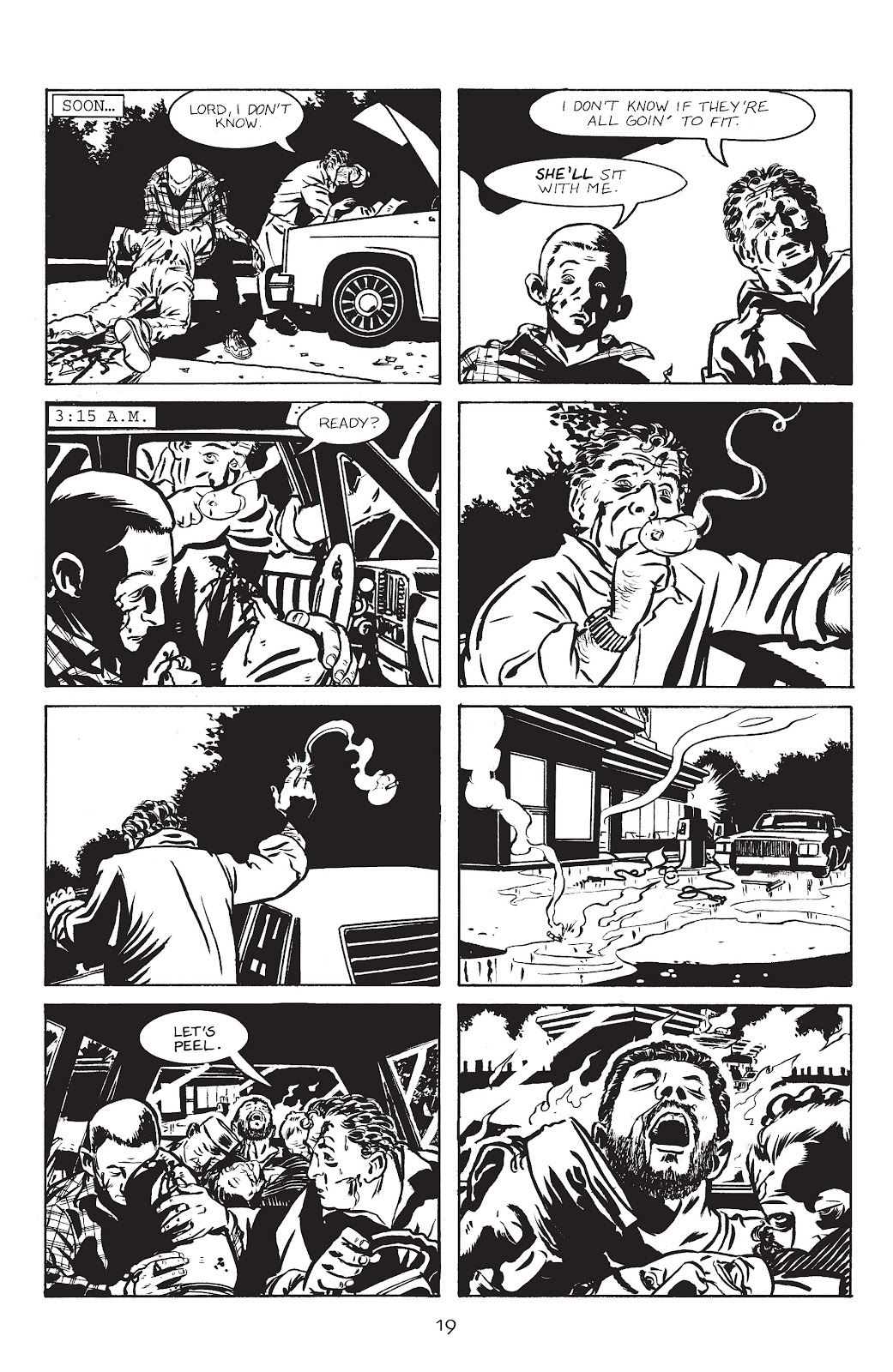Stray Bullets Issue #1 #1 - English 22