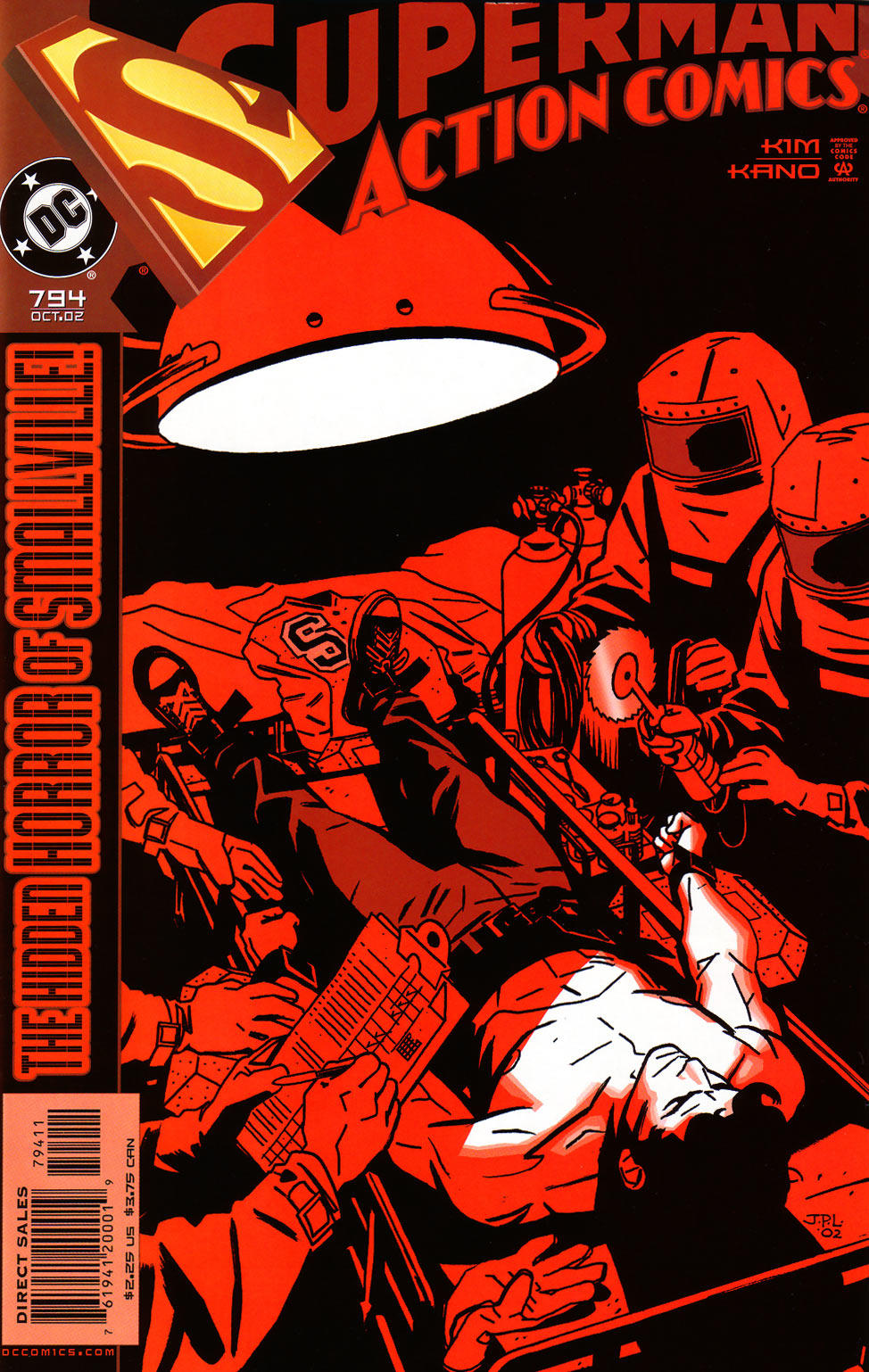 Action Comics (1938) 794 Page 1