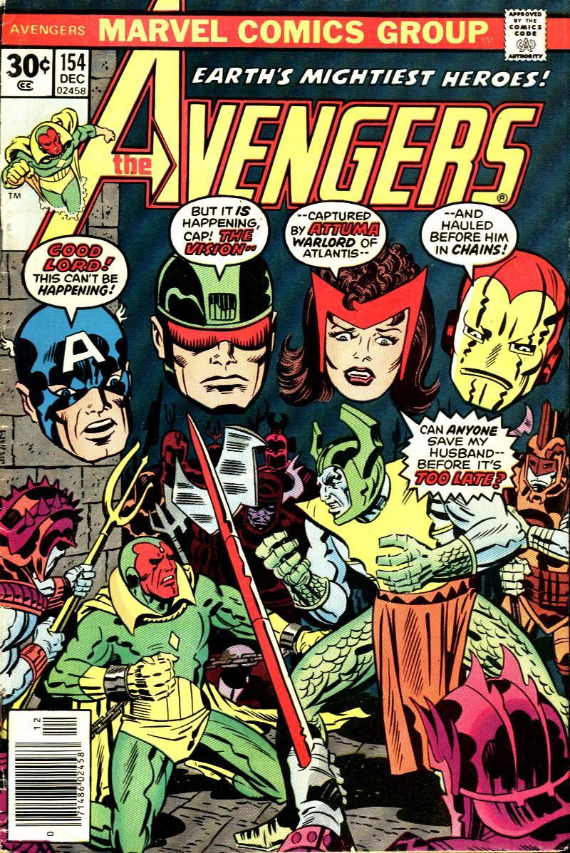 The Avengers (1963) 154 Page 1