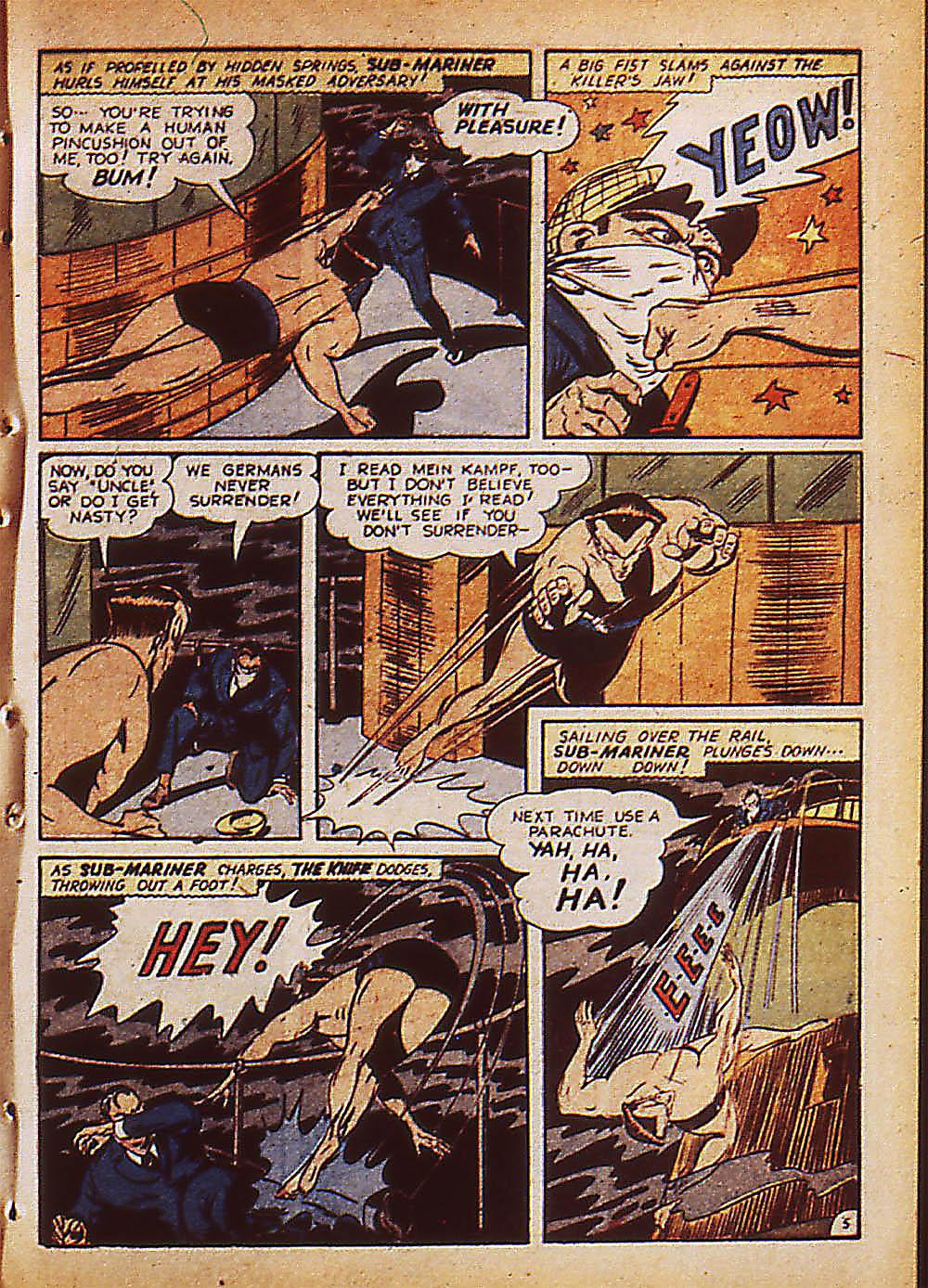 Sub-Mariner Comics Issue #8 #8 - English 8