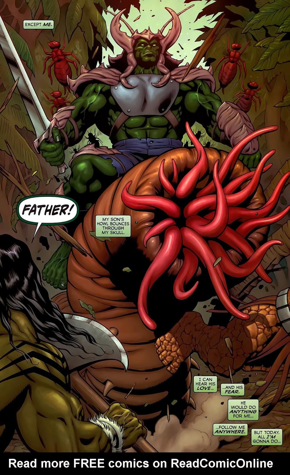 Incredible Hulks (2010) Issue #625 #15 - English 7