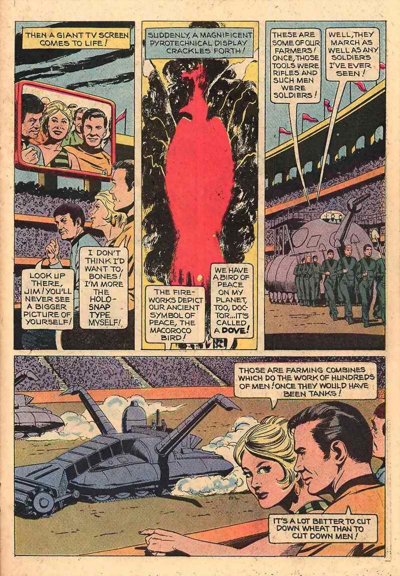 Star Trek (1967) #59 #59 - English 19