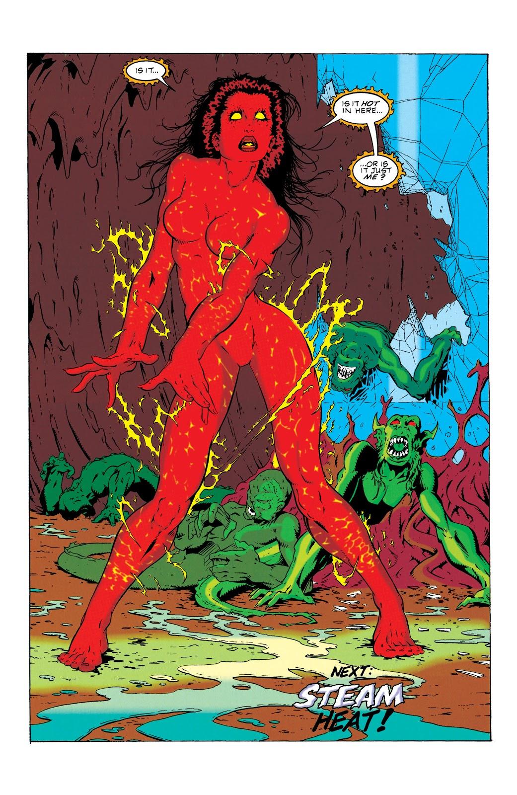 Aquaman (1994) Issue #7 #13 - English 23