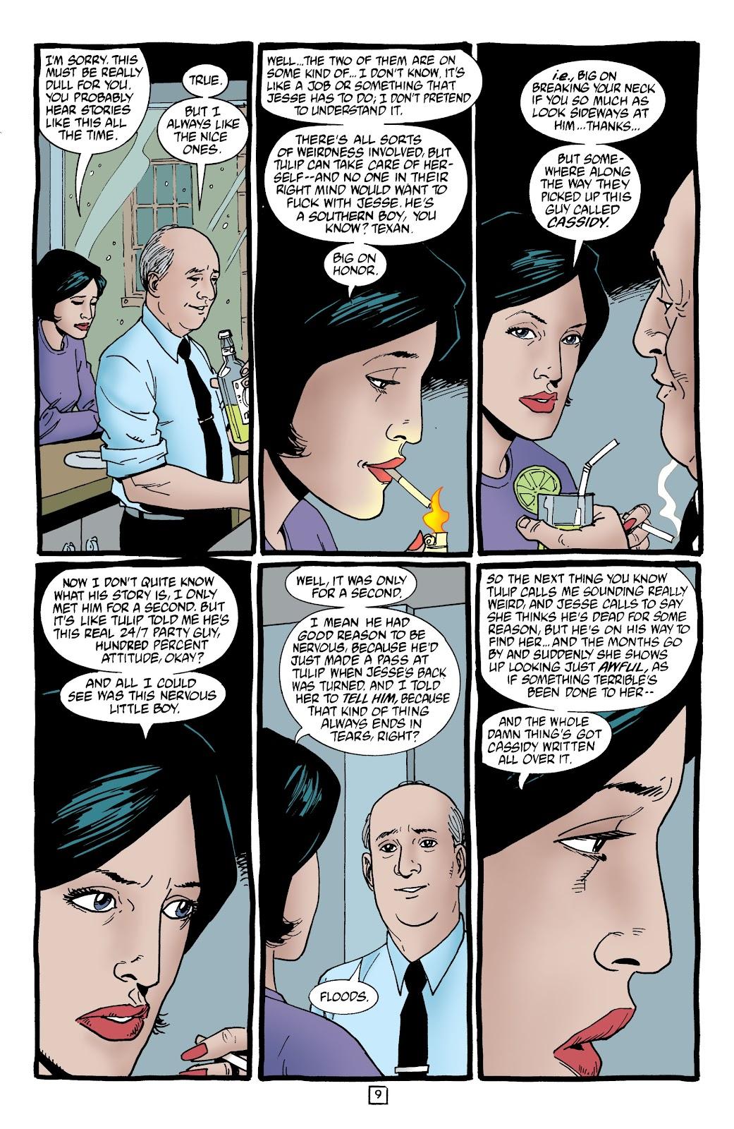 Preacher Issue #54 #63 - English 10