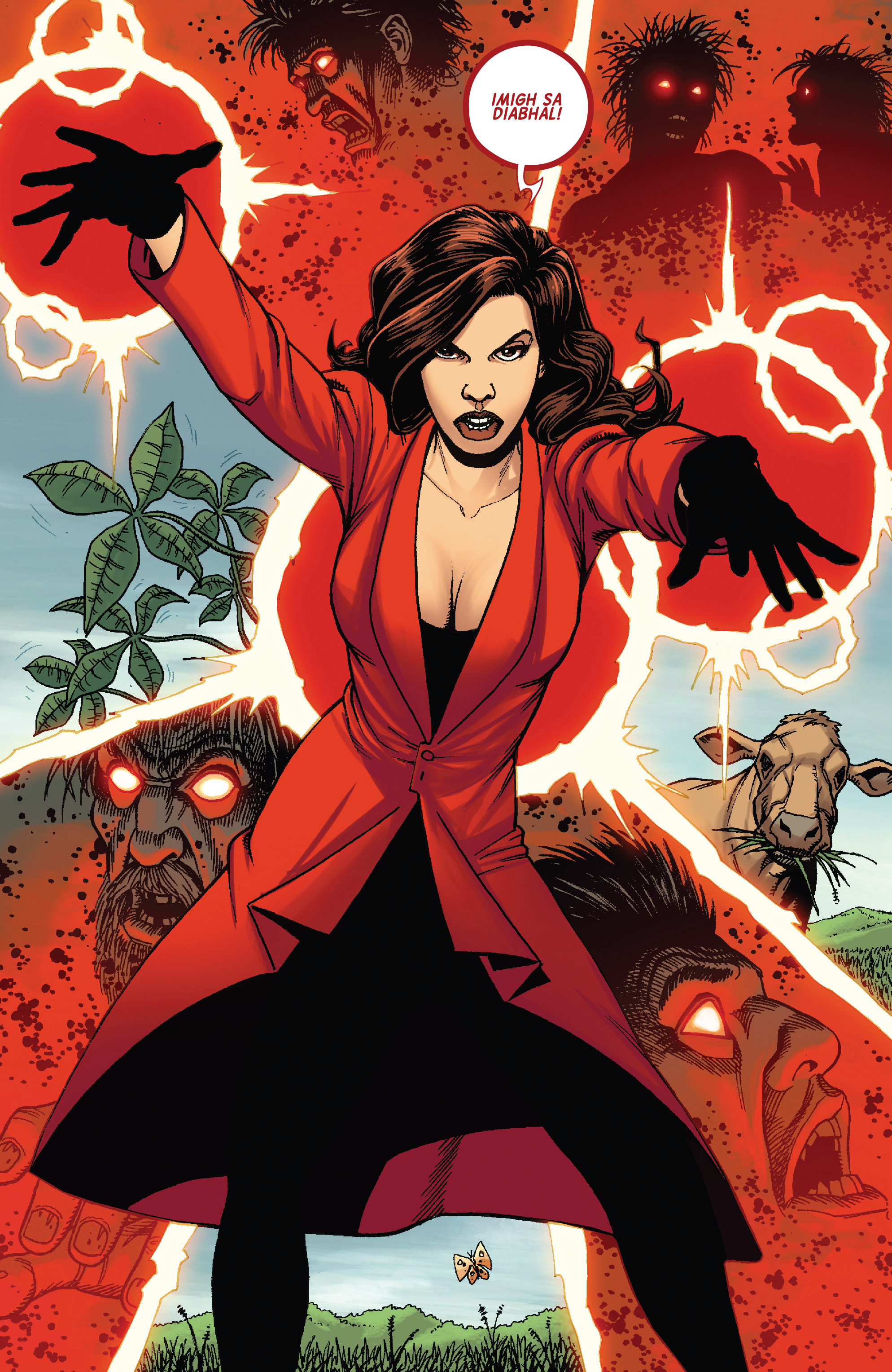 Read online Scarlet Witch (2016) comic -  Issue #3 - 16