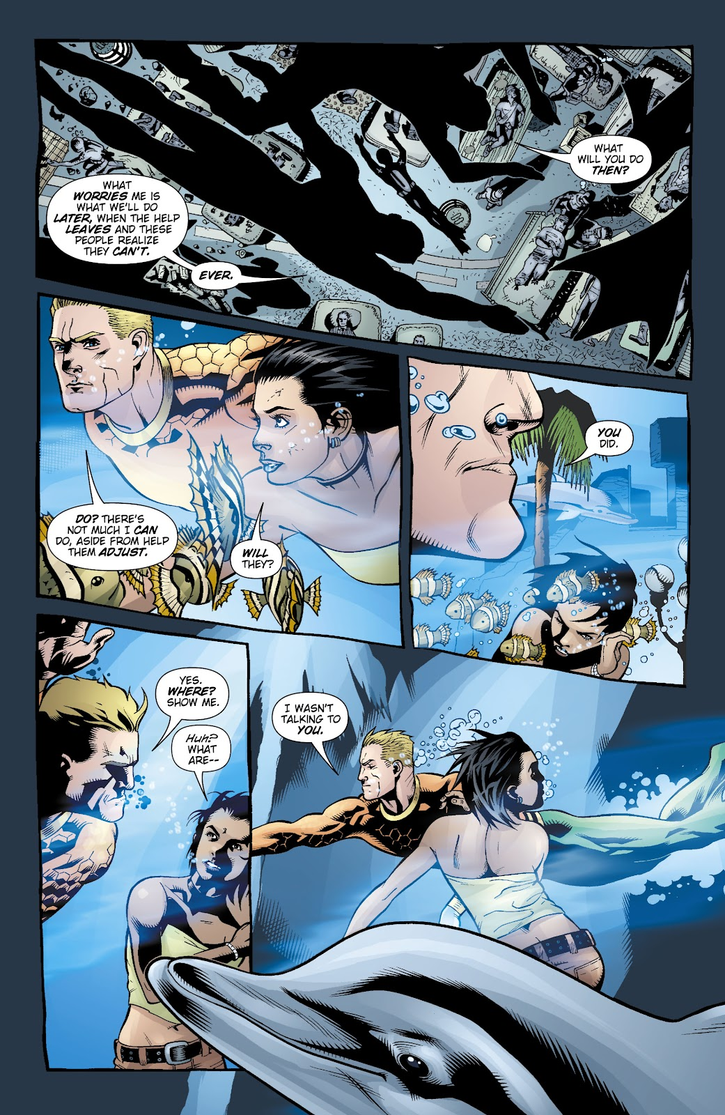 Aquaman (2003) Issue #17 #17 - English 18