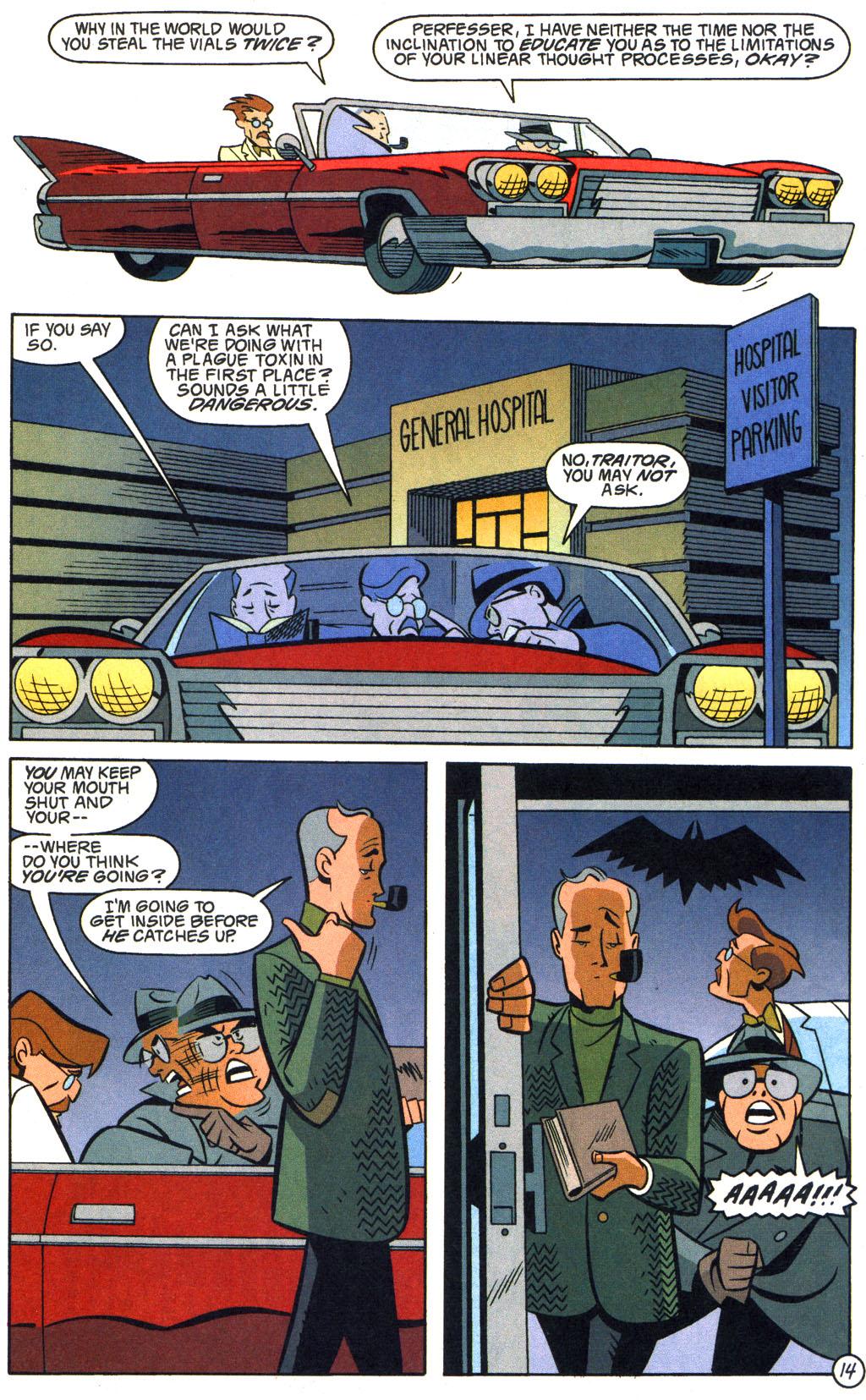Batman: Gotham Adventures 13 Page 15