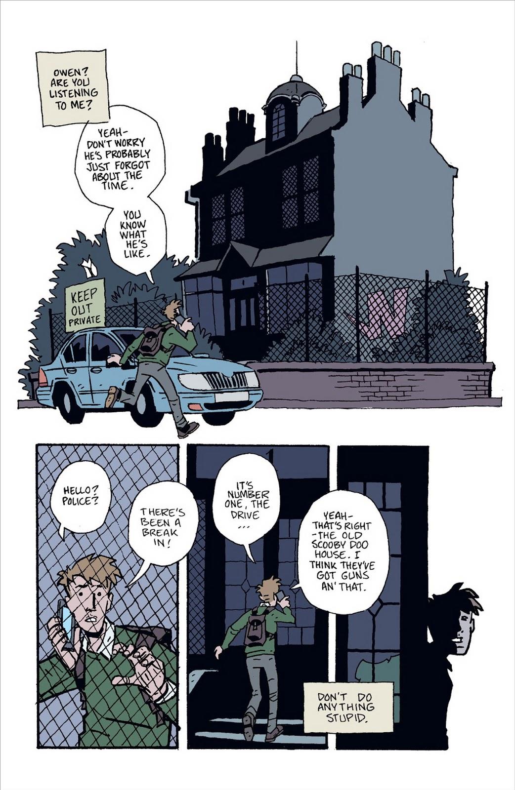Mudman Issue #1 #1 - English 24
