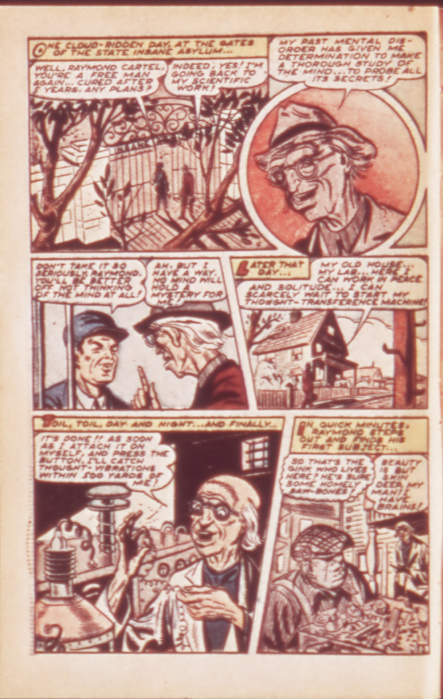 Sub-Mariner Comics Issue #19 #19 - English 4