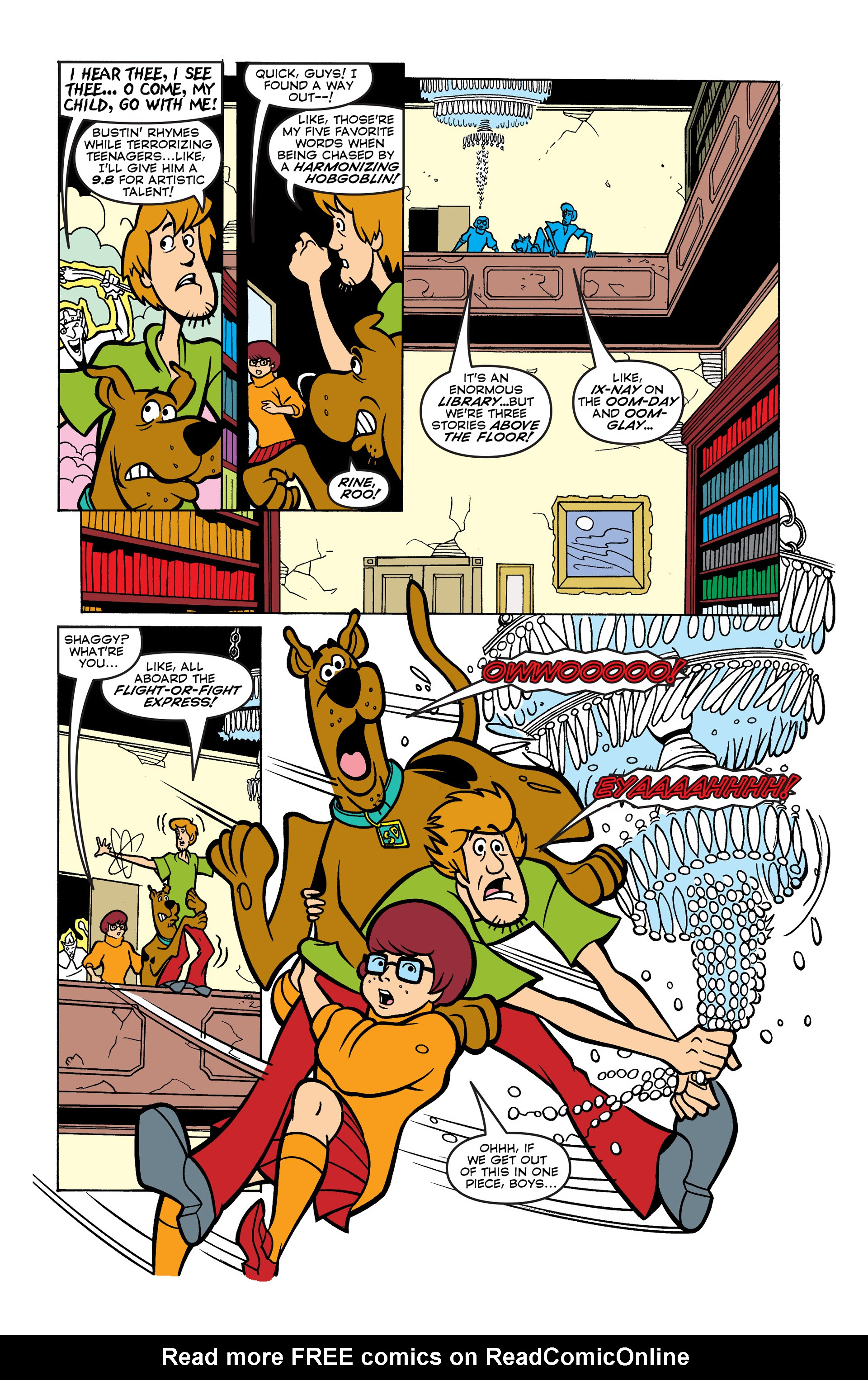 Read online Scooby-Doo (1997) comic -  Issue #49 - 18