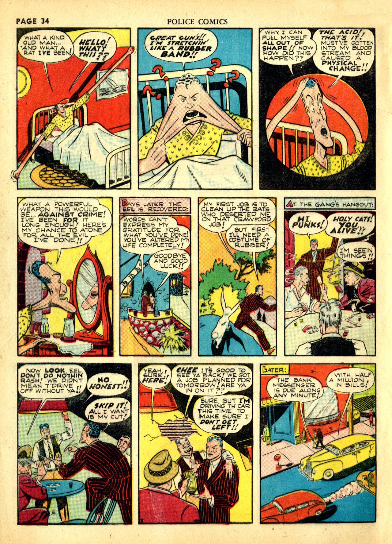 Police Comics #1 #127 - English 37