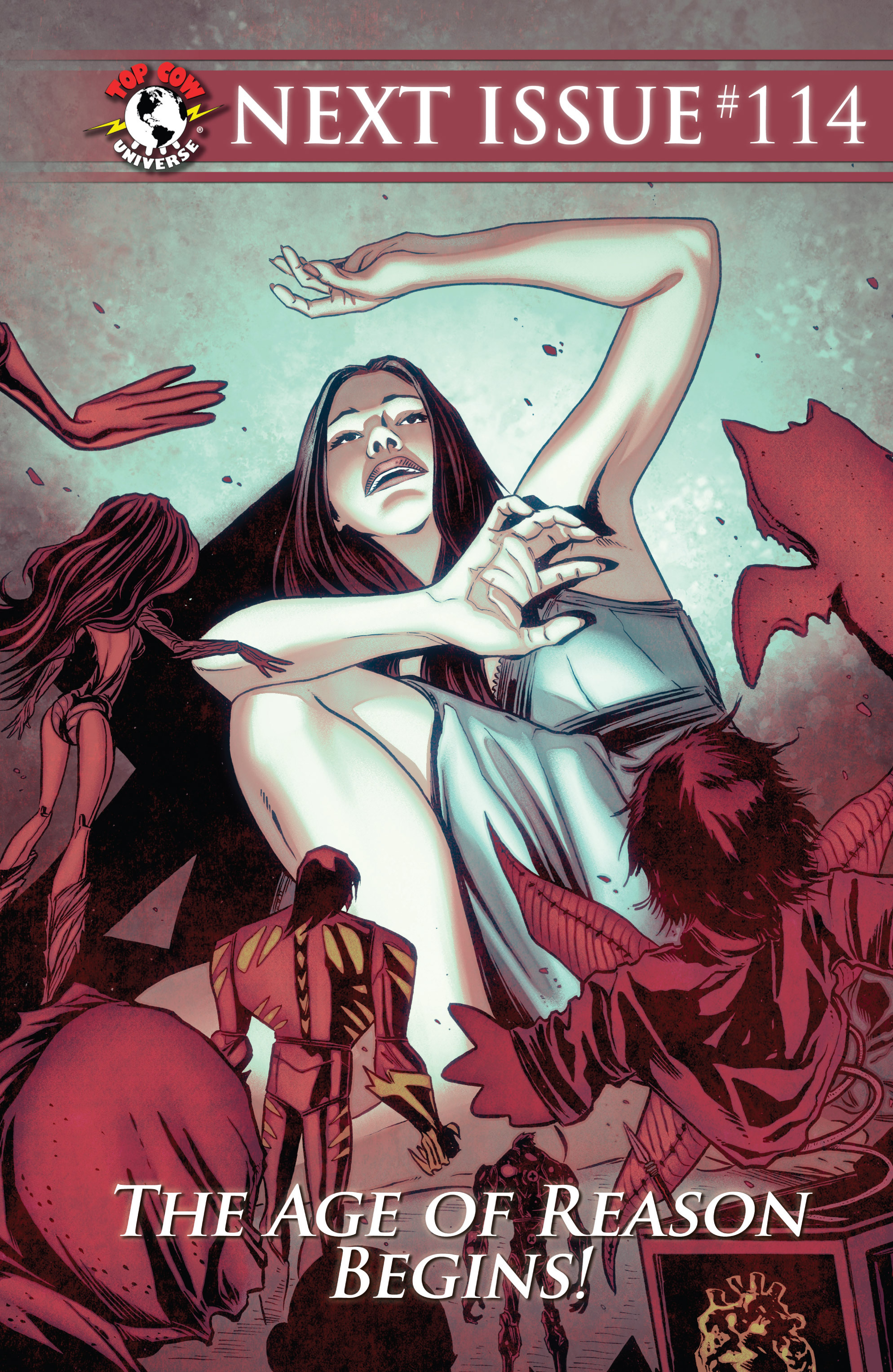 Read online The Darkness (2007) comic -  Issue #113 - 22