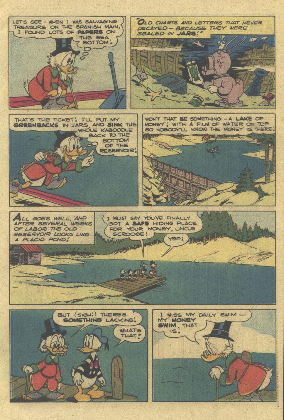 Uncle Scrooge (1953) Issue #195 #195 - English 15
