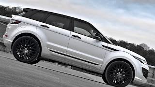 Range Rover Evoque 2015