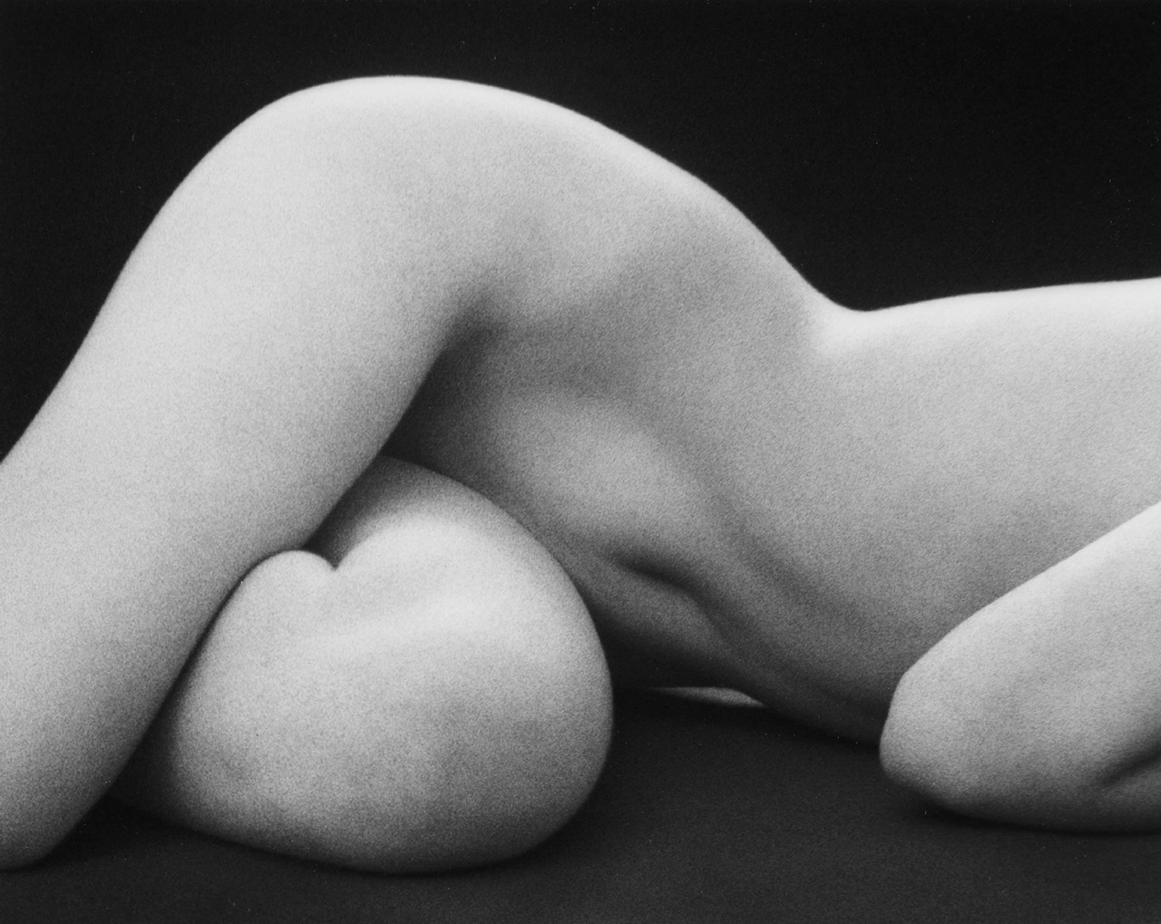 Inside edward weston's the flame of recognition