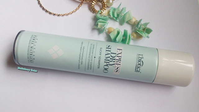 L'biotica ProfessionalTherapy  Express Dry Shampoo - Suchy Szampon
