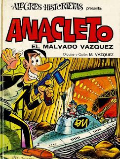 Anacleto, Alegres Historietas nº 7