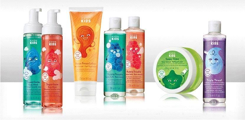 Avon Kids Bath Products - Shop Current Catalog Online