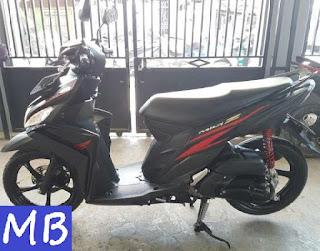 Pasaran harga motor Yamaha Mio Z 125 second