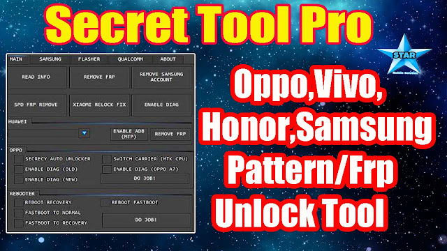 Secret Tool 1.3 Crack Tool