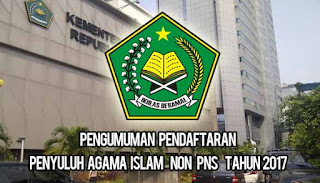 Image result for Rekrutmen Penyuluh Agama Islam Non PNS