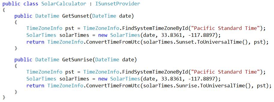 Jeremy Bytes: Fun with DateTime: DateTimeKind Unspecified