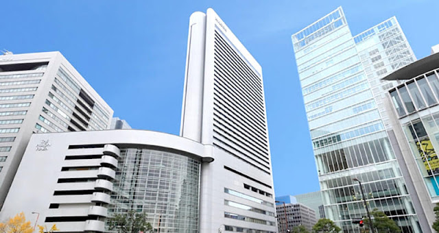 大阪希爾頓酒店 Hilton Osaka Hotel