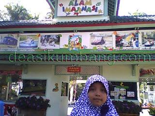 Harga Tiket Dan Paket Alam Imajinasi Taman Bunga Nusantara