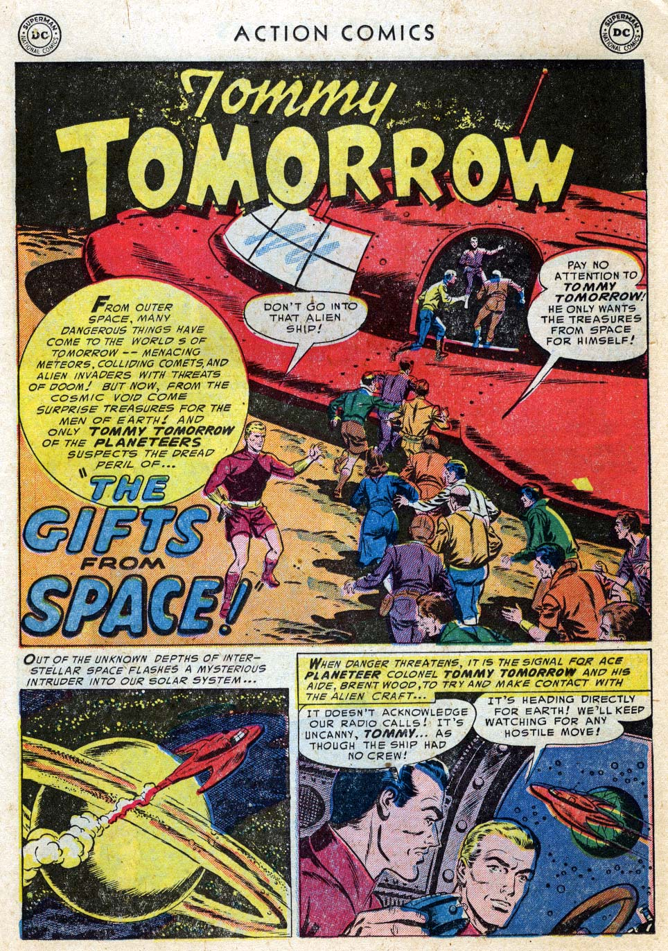 Action Comics (1938) 187 Page 24