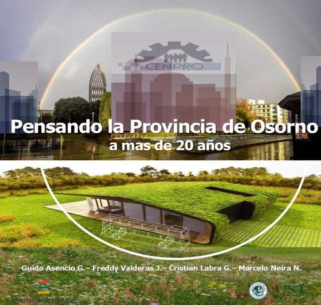 """Lanzamiento del libro """"Pensando la provincia de Osorno a más 20 años"""""""