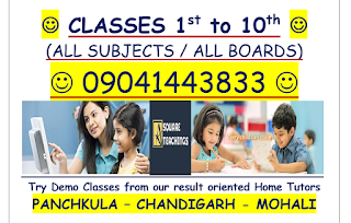home tuition & tutor in panchkula